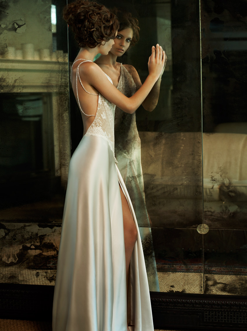 Corrie Bond Photography for Mira Mandic Couture