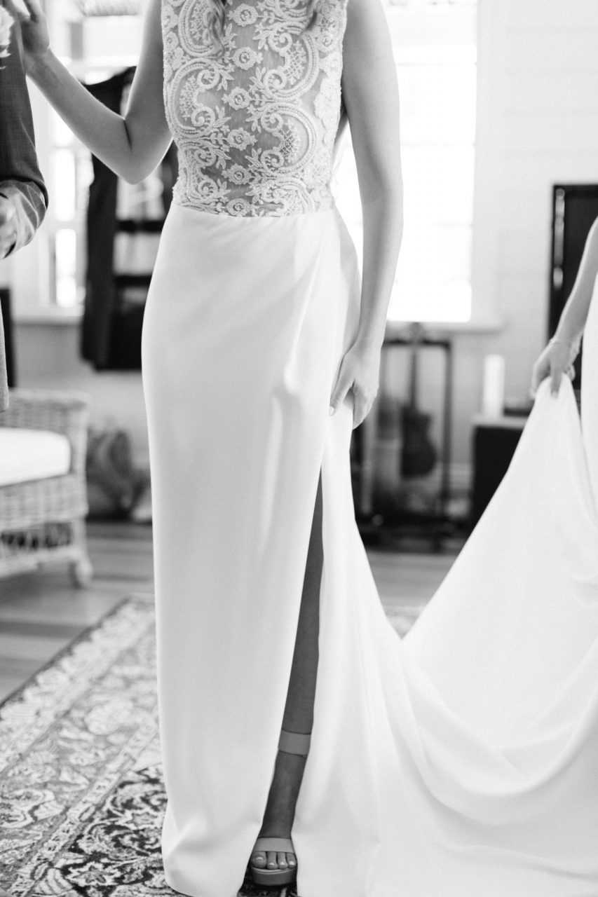 Mira Mandic Wedding Dress